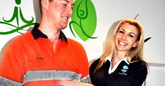 Tradie Thomas getting back to his best with help from Danielle