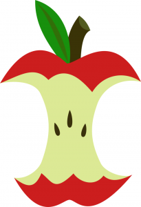 core of the apple - blog