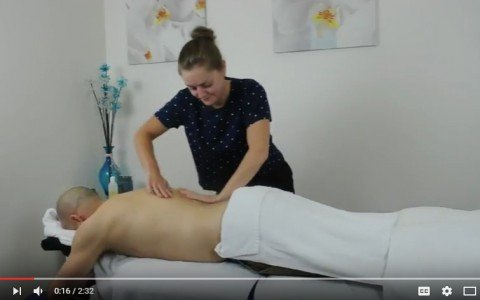Treating and Relieving Stress – with Alison Robbins, Remedial Massage Therapist