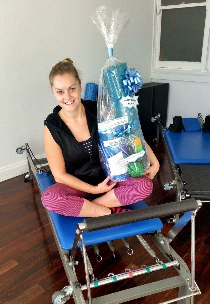 Alison - Pilates Pack promotion