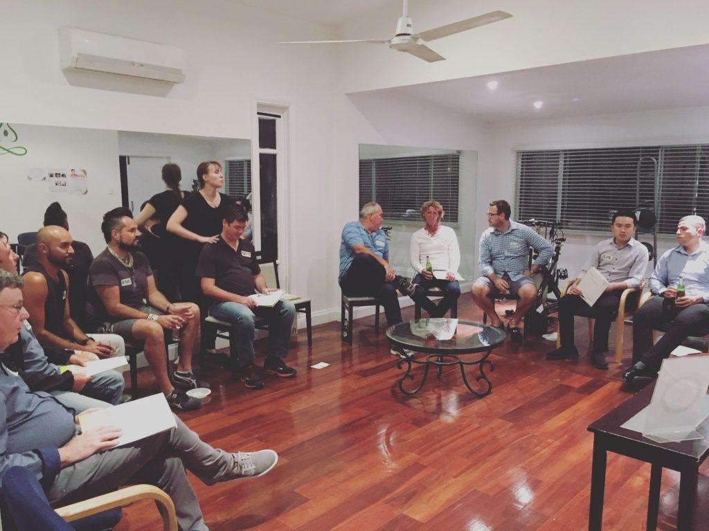 Men's Secret Business - Workshop