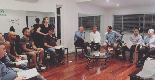 Re-cap: 'Men's Secret Business' Workshop