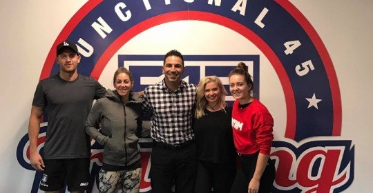 Exciting collaboration with F45 Bassendean!