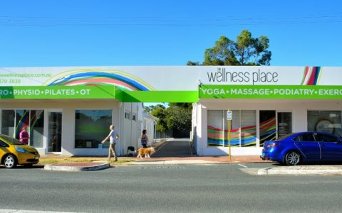The Wellness Place Response to COVID-19